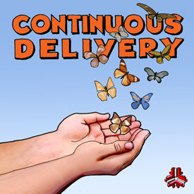 Continuous Delivery Album Cover