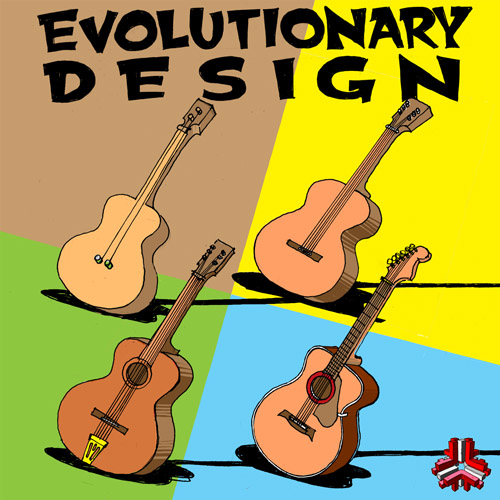 Evolutionary Design - from Industrial Logic, Inc.