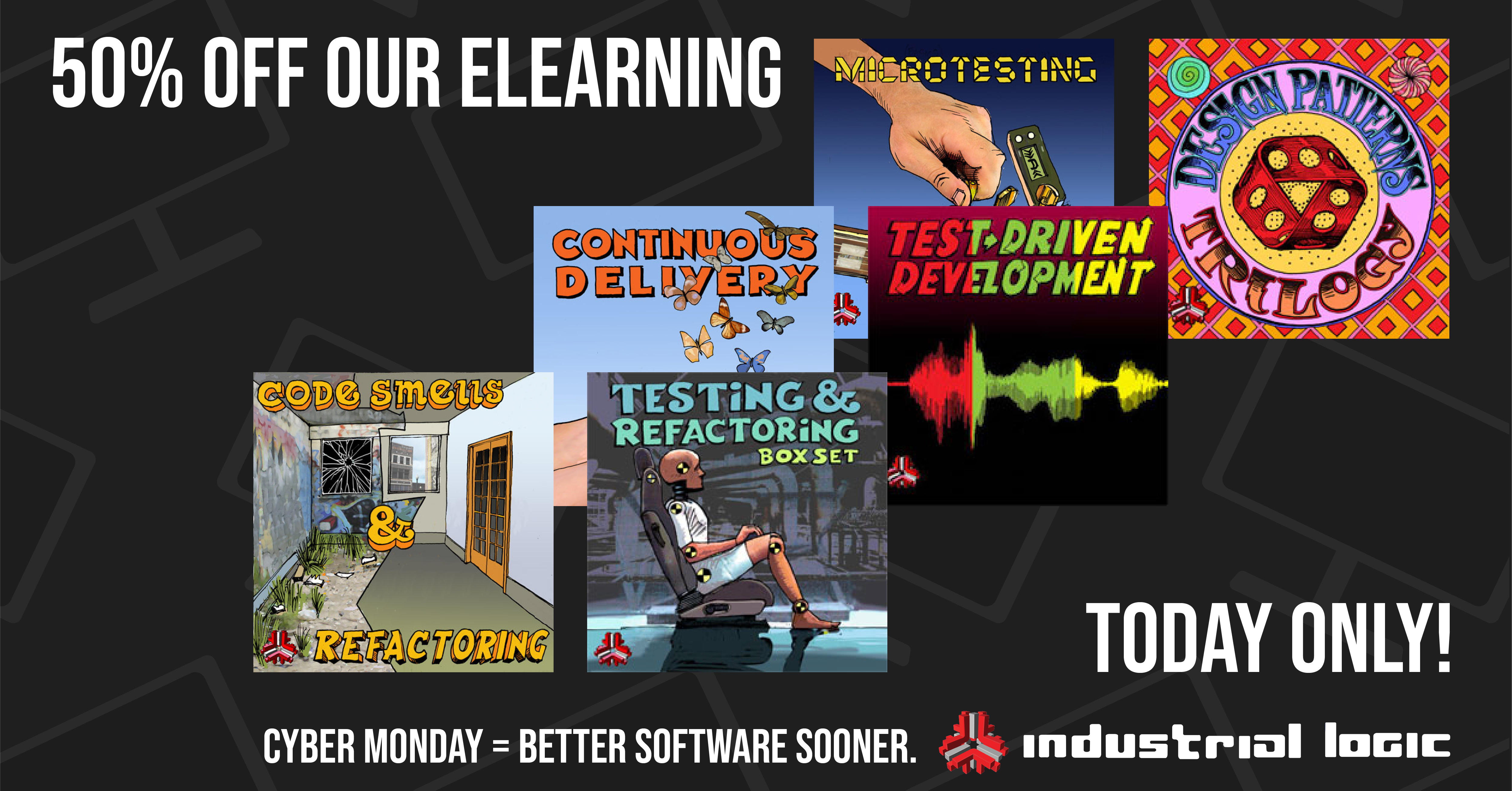 eLearning CyberMonday Sale Ongoing
